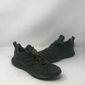 Adidas Alphabounce City Shoes Olive Green (b7b4)